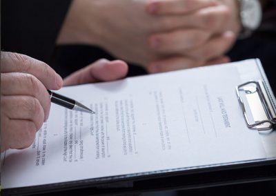 Gestione pratiche burocratiche